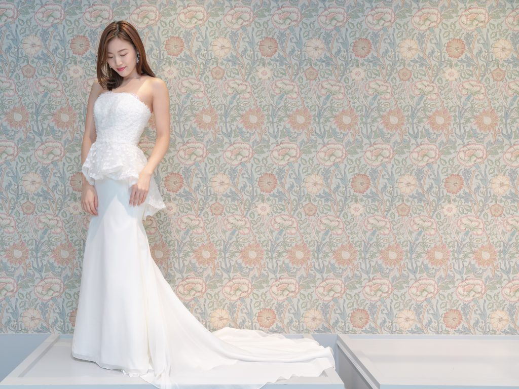 Fiore Bianca original wedding dress