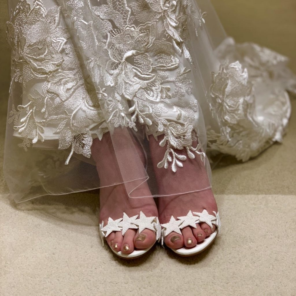TSURU ~心が喜ぶWeddingShoes~|Fiore Biancaつくば店