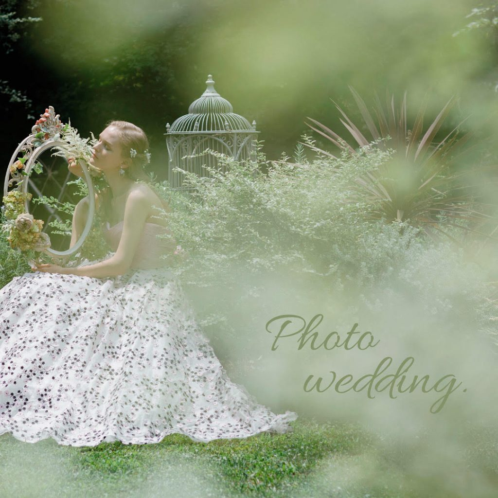 Dresses×Fiore Bianca Photo Wedding 協賛パートナー様募集
